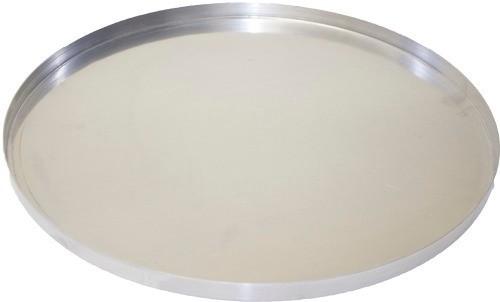 Forma de Pizza Alumínio 50cm x 1,5cm