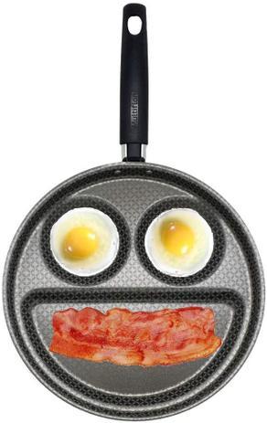 Frigideira Breakfast Antiaderente Linha Paprika da Multiflon