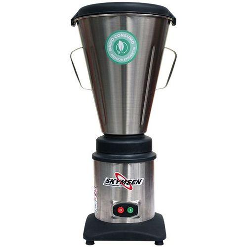 Liquidificador Industrial Comercial Skymsen Inox 6 Litros LC6 127V