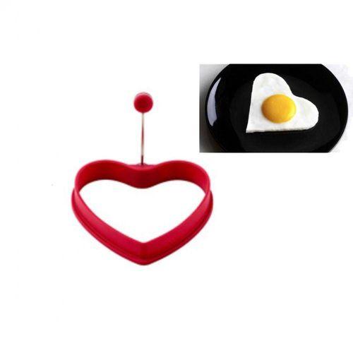 Modelador de Ovo Antiaderente Coração
