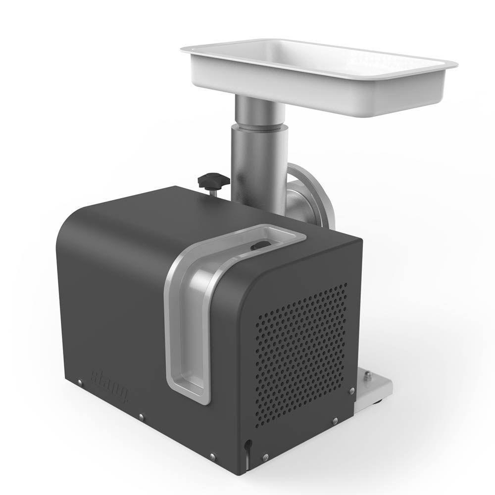Moedor e Extrusor - Carne e Massa - Boca 8 Pro Anodilar