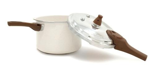 Panela de Pressão Ceramic Life Pressure com Fundo de Indução 4,2L