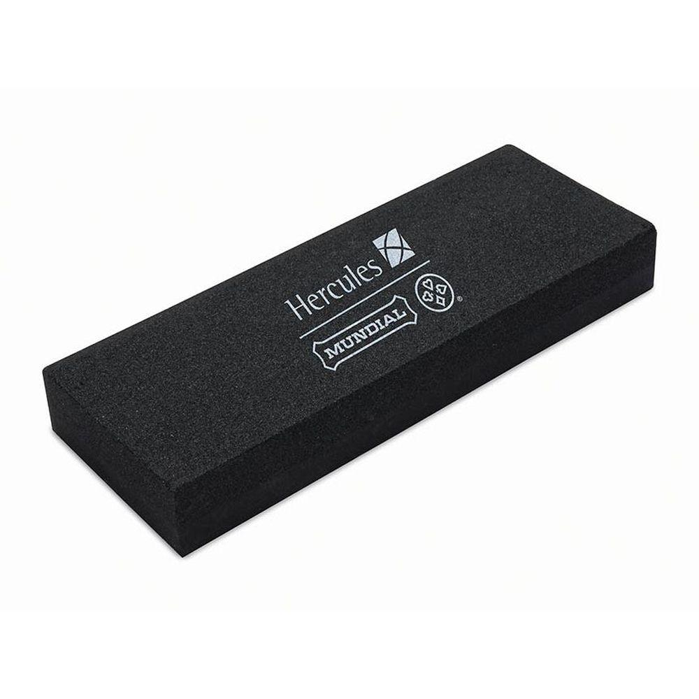 Pedra de Afiação Mundial Gourmet 20cm x 8cm