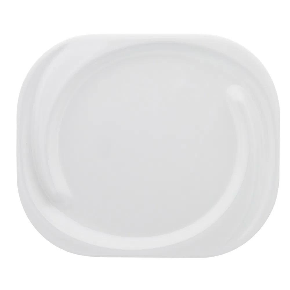 Prato Raso Spiral Chef Porcelana Oxford 29x24cm