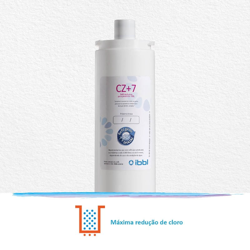 Refil CZ+7 IBBL