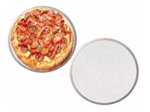 Tela de Pizza 25cm Alumínio