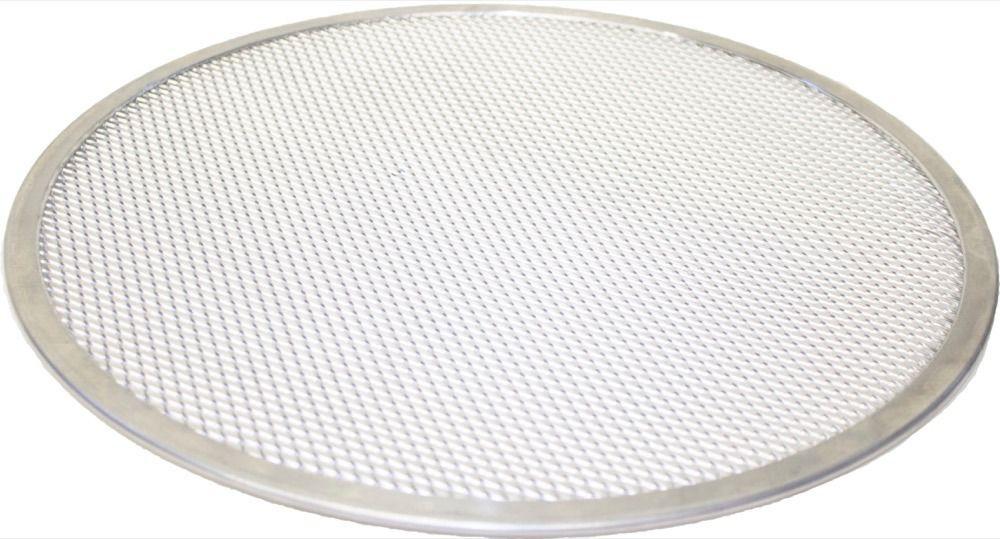 Tela de Pizza 40cm Alumínio