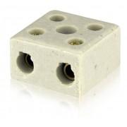 Conector porcelana Bipolar 10,00mm²