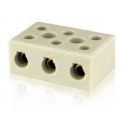 Conector porcelana Tripolar 16,00mm²