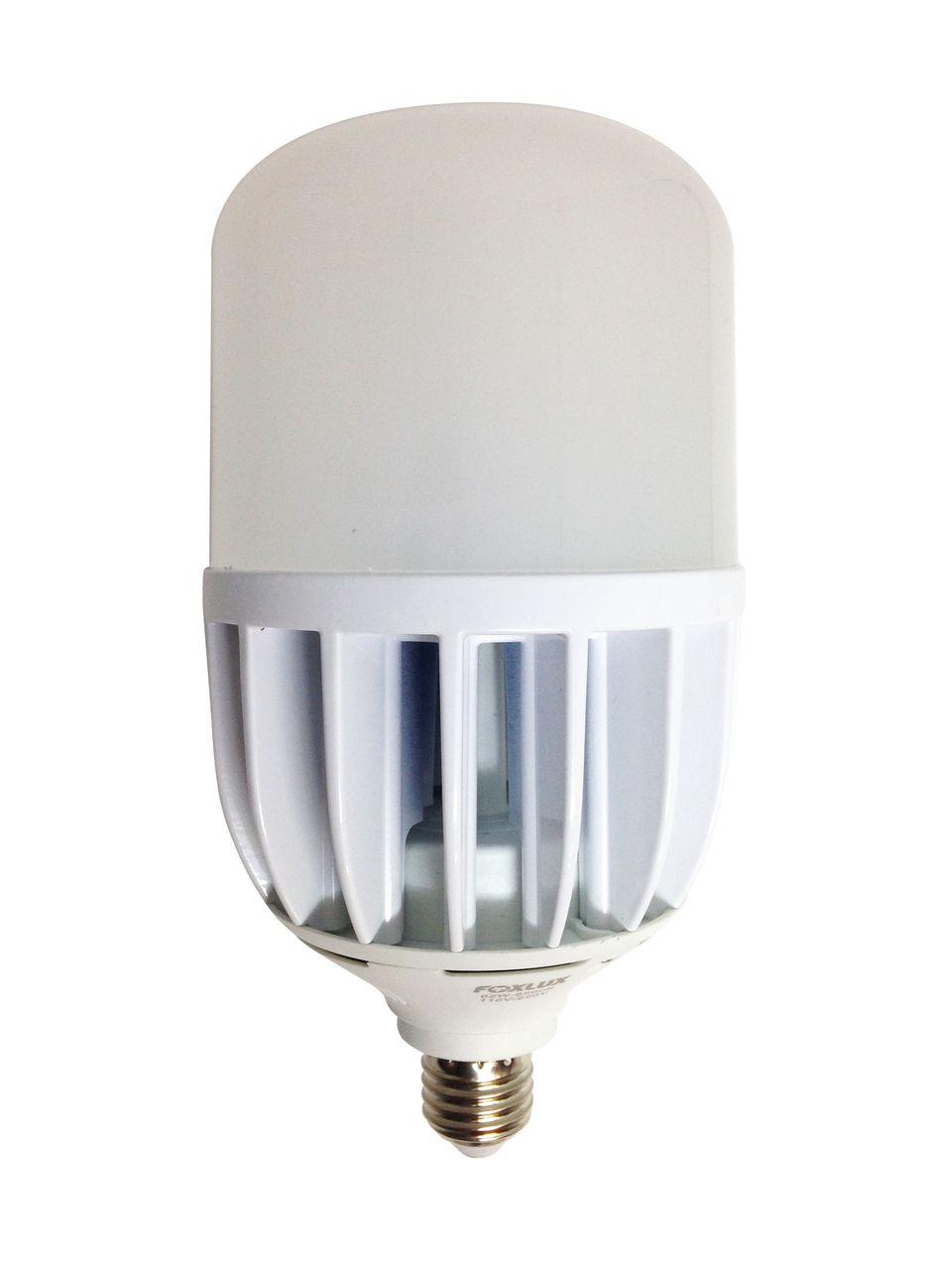 Lâmpada super LED Alta Potência 62W 6500K BIVOLT FOXLUX | Inmetro