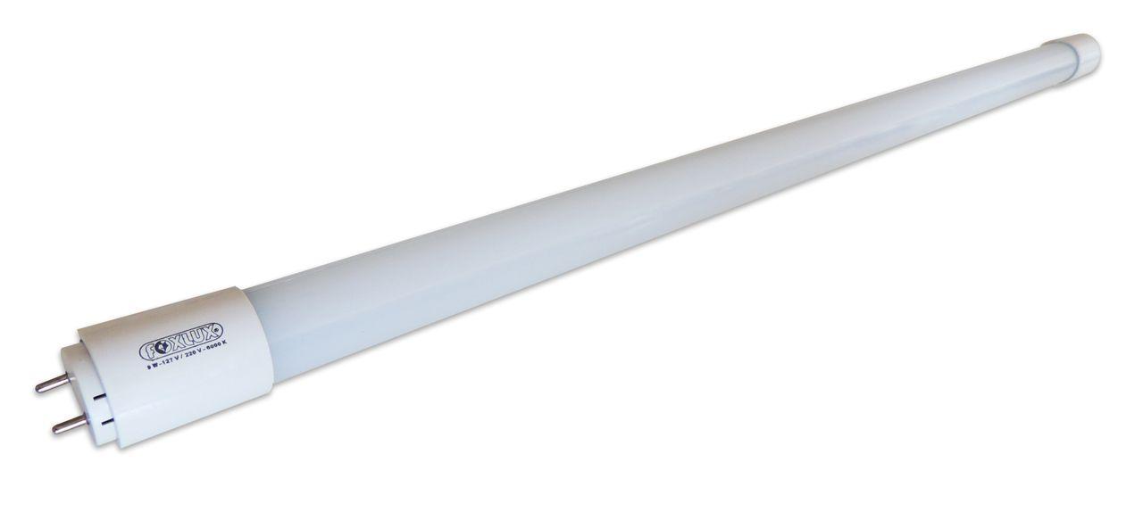 Lâmpada Tubular LED SLIM 9W  Bivolt - FOXLUX