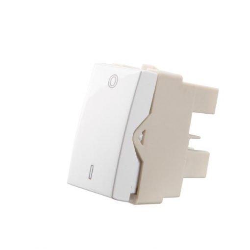 Modulo Interruptor Bipolar Simples 25A - Margirius - Sleek