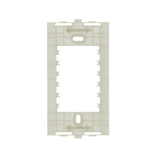 Suporte 4x2 3 Modulos - Margirius - Sleek