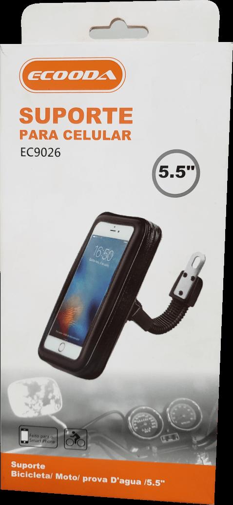 Suporte para celular e GPS para moto e bike - ECOODA