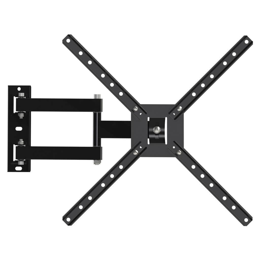 Suporte TV LCD 10 a 56 Tri-Articulado - Brasforma - BRA4.0