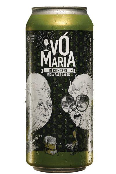CERVEJA VÓ MARIA IN CONCERT IPL - CERVEJARIA AVÓS