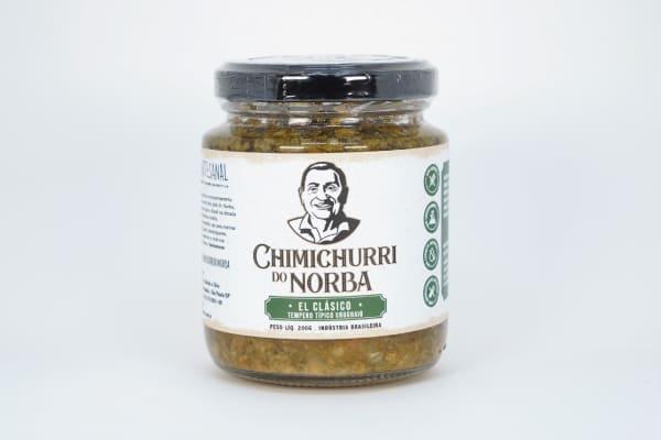 CHIMICHURRI TRADICIONAL EL CLÁSICO - DO NORBA