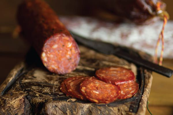 CHORIZO CANTIMPALO PEPPERONE - PIRINEUS