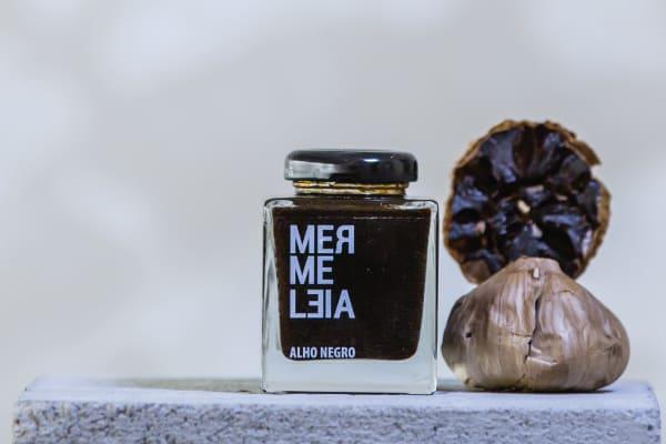 GELEIA DE ALHO NEGRO - MERMELEIA