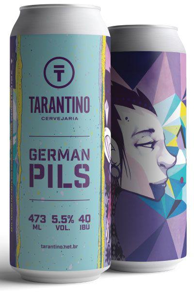 GERMAN PILS - CERVEJARIA TARANTINO