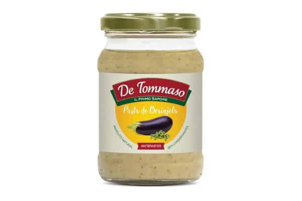 PASTA DE BERINJELA - DE TOMMASO
