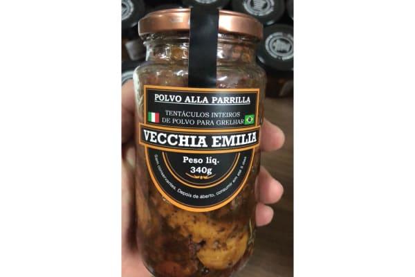 POLVO ALLA PARRILLA - VECCHIA EMILIA