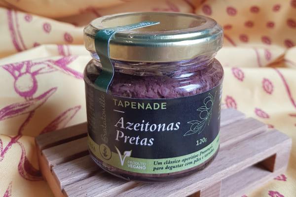 TAPENADE DE AZEITONAS PRETAS - BRATATOUILLE