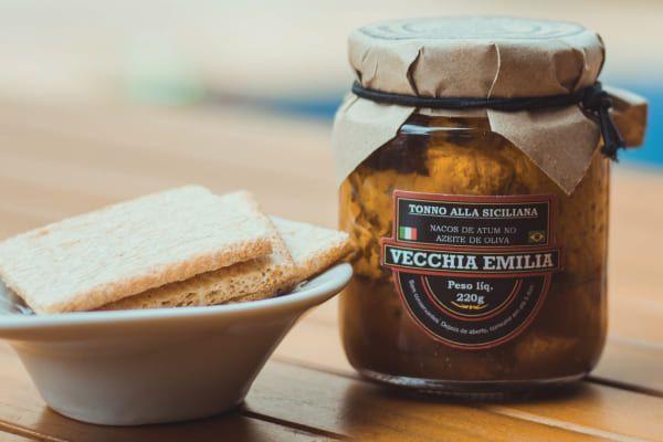 TONNO ALLA SICILIANA - VECCHIA EMILIA