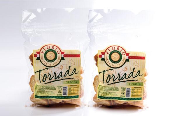 TORRADA ARTESANAL DE CEBOLA - FLORIO