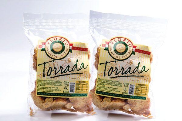 TORRADA ARTESANAL NATURAL - FLORIO