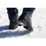Bota Masculina para Neve Forrada com Lã Natural de Carneiro e Couro Legítimo.  (Andes Masculina)