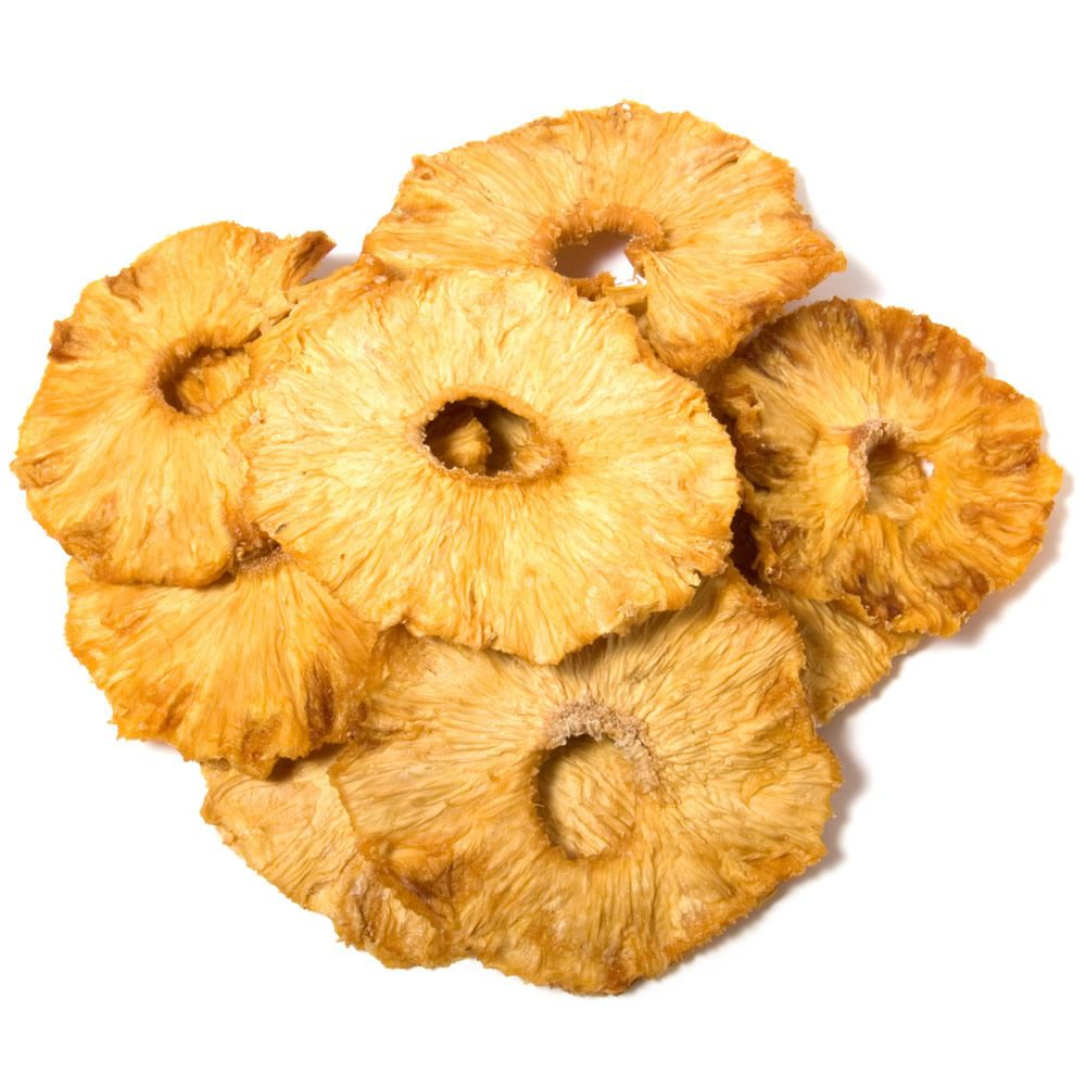 Abacaxi em Rodelas Desidratado - 500g