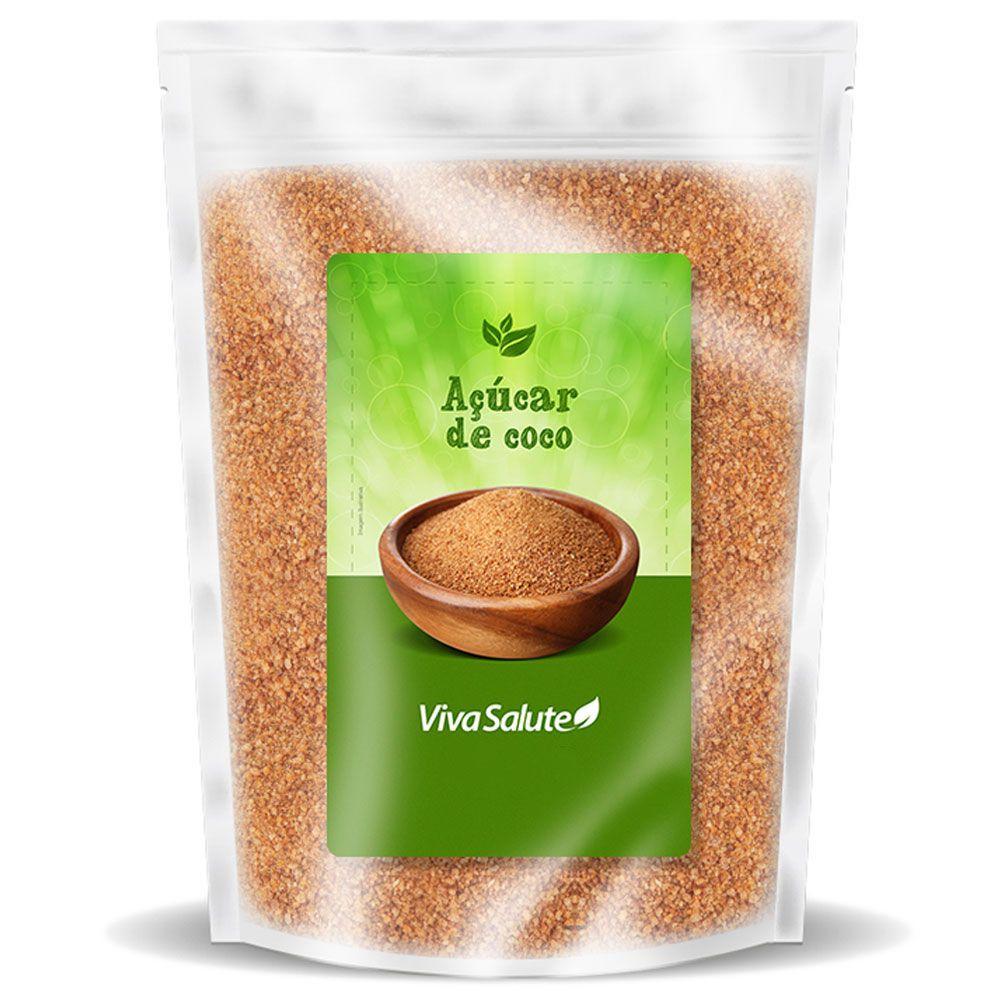 Açúcar de Coco Viva Salute - 500 g