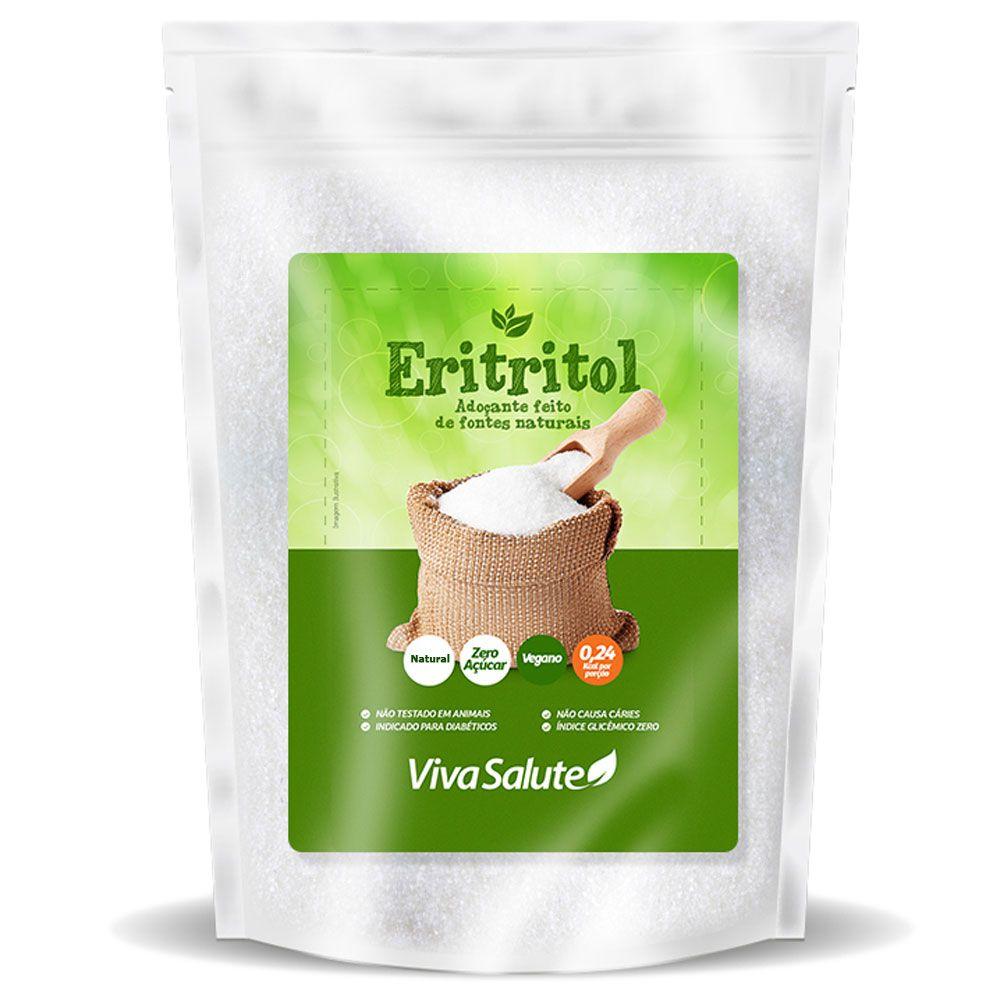 Adoçante Eritritol Viva Salute - 500 g