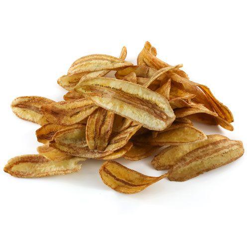 Banana Chips com Canela e Açúcar Viva Salute - 1Kg