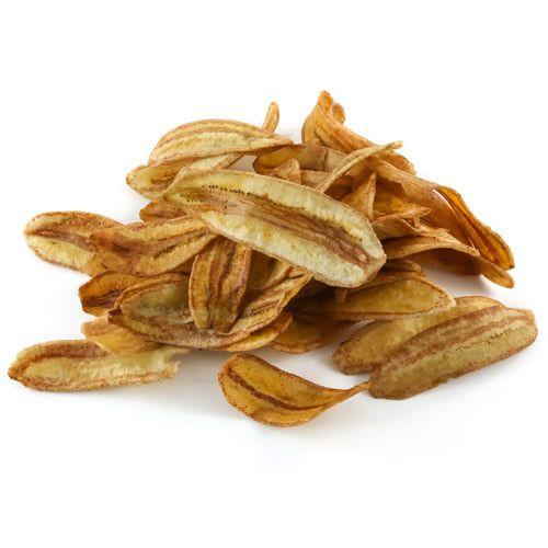 Banana Chips com Canela e Açúcar Viva Salute - 500g