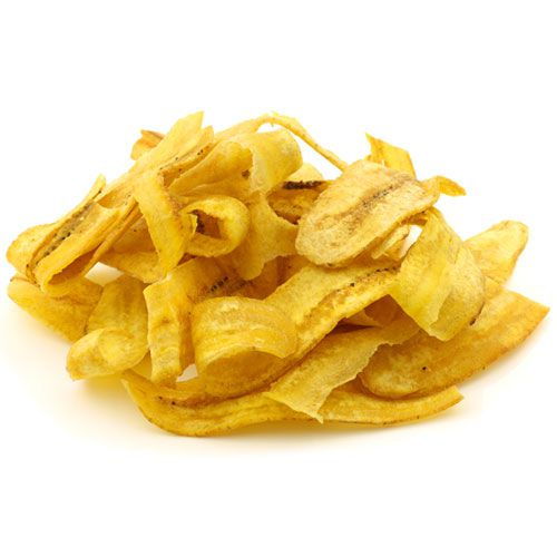 Banana Chips Salgada Viva Salute - 100 g