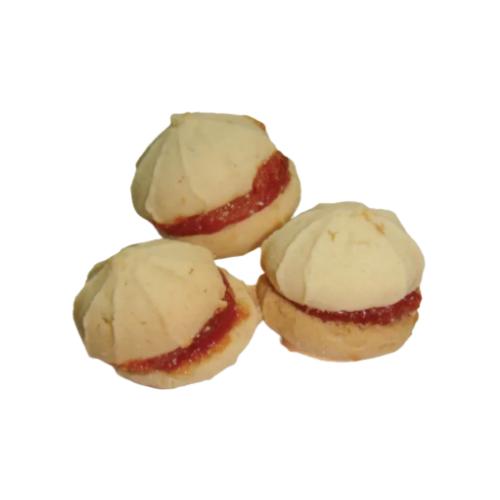 Biscoito Florzinha com Recheio de Goiaba - 100g
