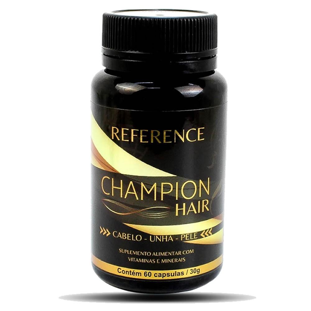 Champion Hair 60 capsulas