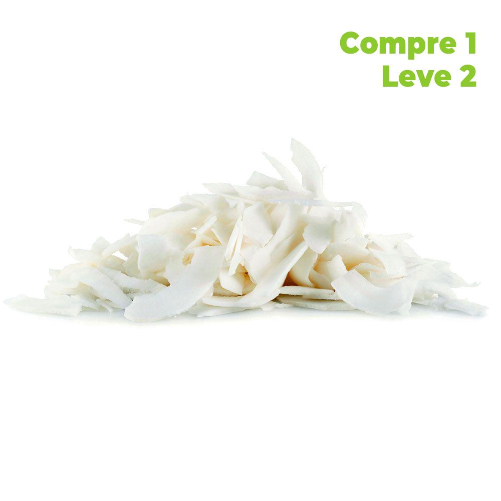Chips de Coco Sem Açúcar Viva Salute a Vácuo - 1kg