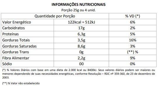 Chocolate Dragee de Castanha de Caju - zero açúcar - 100g