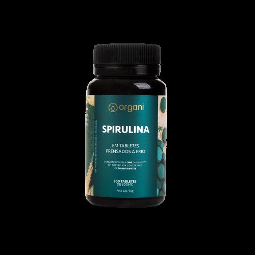 COMBO B12 + Spirulina + Chlorella Organi + Cloreto de Magnésio de brinde!