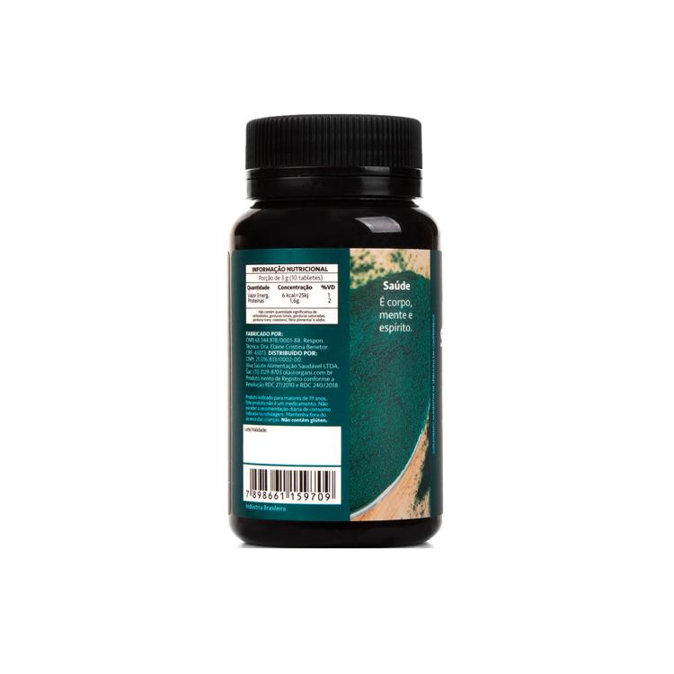 COMBO Spirulina + Chlorella Organi