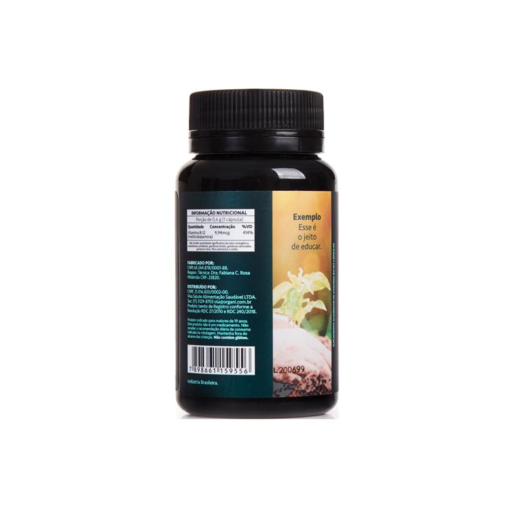 COMBO Vitamina B12 + Spirulina Organi