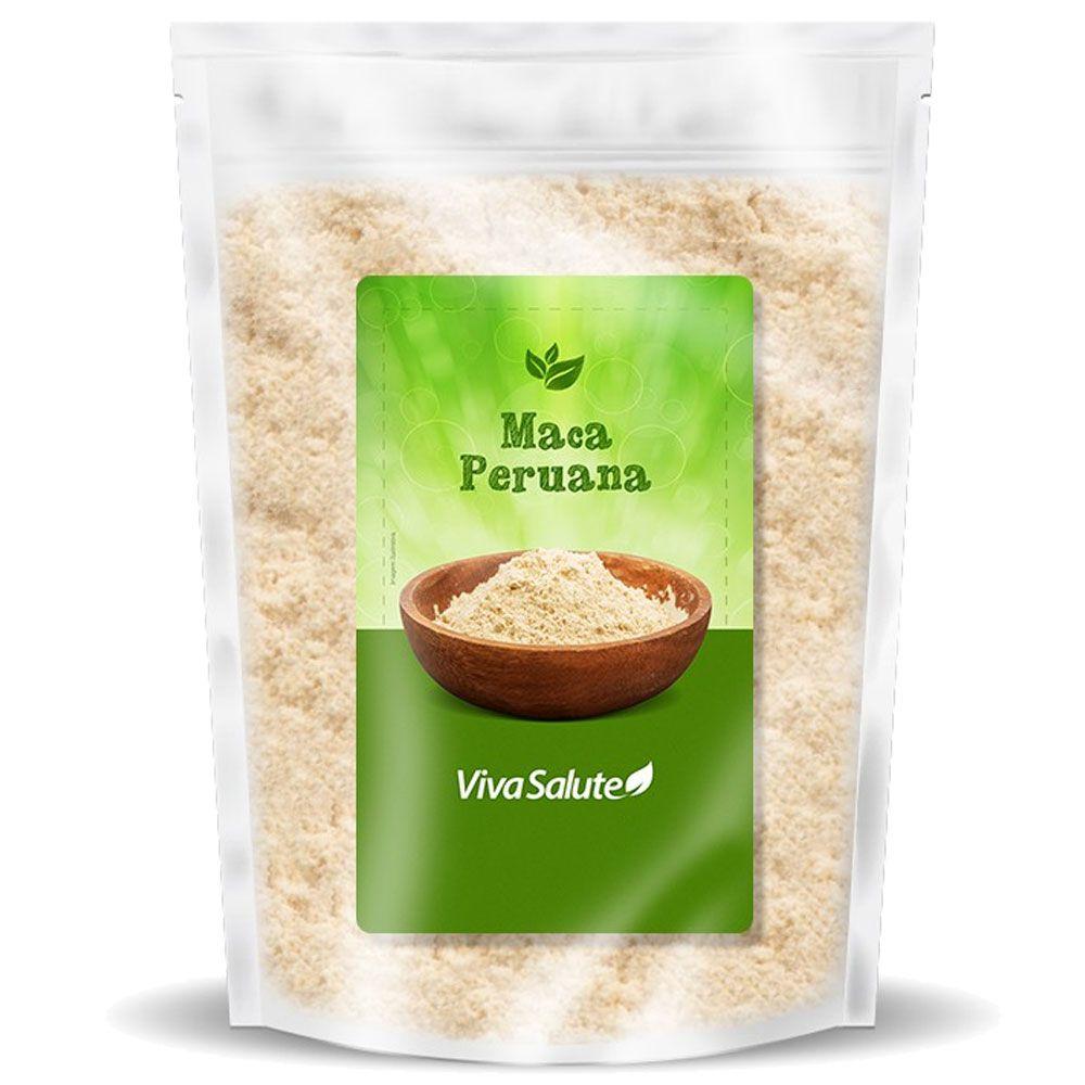 Farinha de Maca Peruana Pura Viva Salute - 200 g