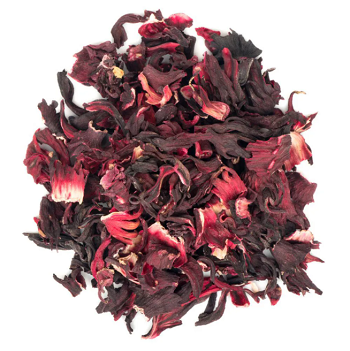 Flor de Hibisco Desidratada Para Chá Viva Salute - 300g