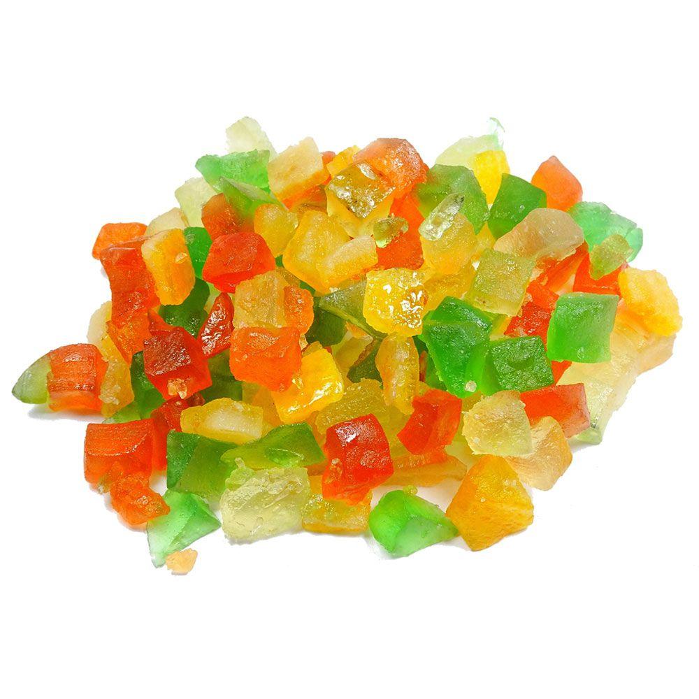 Frutas Cristalizadas Viva Salute - 1Kg