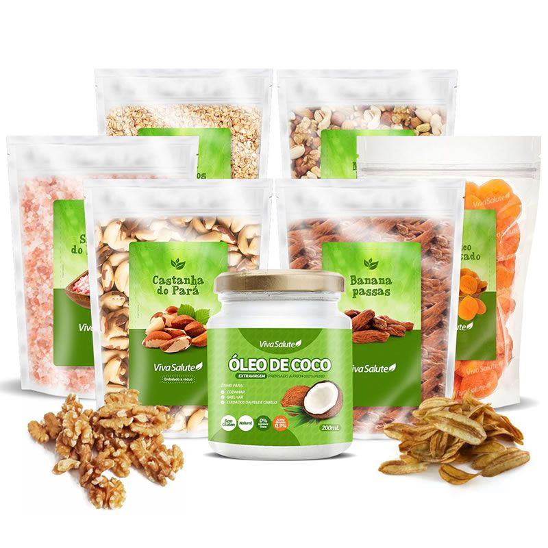 Kit Básico - Alimentação Saudável