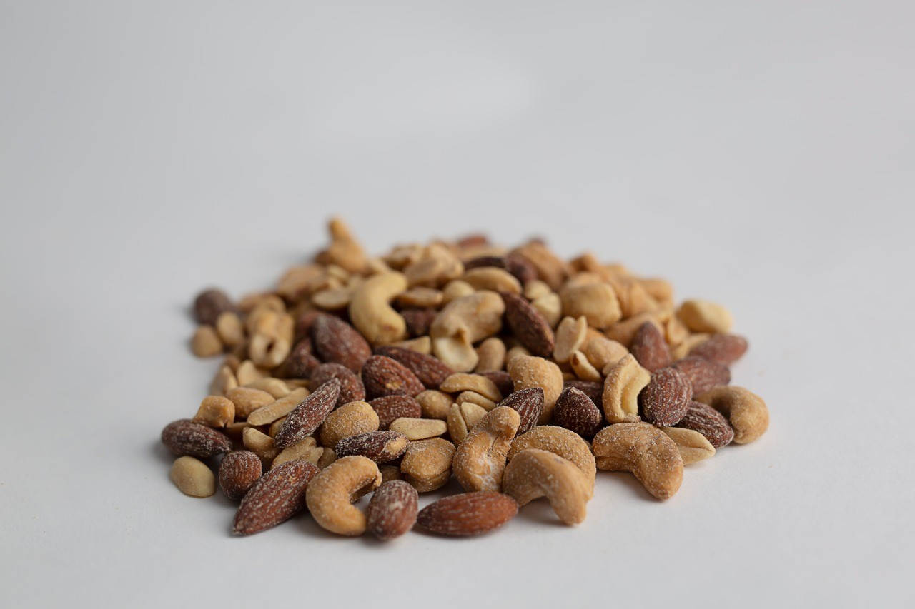 Mix Nuts Smoked - 500 g