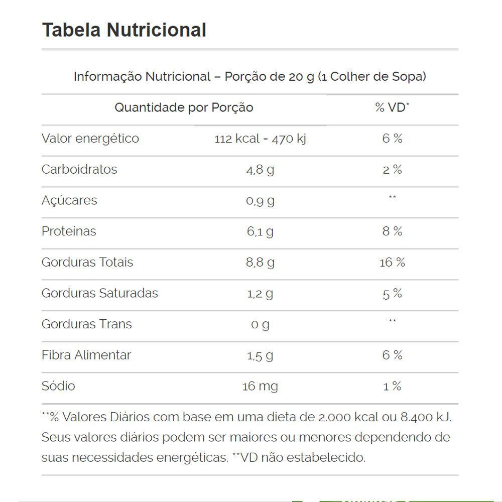 Pasta de Amendoim com Proteina Vegana e Xilitol Viva Salute - 1Kg